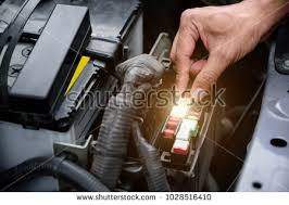 car engineer changing fuse on fuse stock photo (edit now) shutterstock changing fuse box in house car engineer changing fuse on fuse box