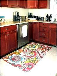 memory foam rug for kitchen marvelous makeovers