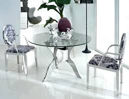 glass dining table set in nigeria glass kitchen table set stunning design small unique round dining