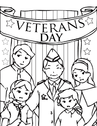 Small Picture Veterans Day Coloring Page Handipoints