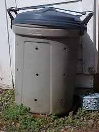 trash can compost bin. Beautiful Can Garbage Can Compost Bin  How To Make A From Trash Inside