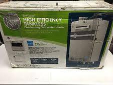 ecosense tankless water heater. Brilliant Ecosense 95 GPM RHEEM ECOH200XLN Natural Gas High Outdoor Tankless Water Heater T15 With Ecosense