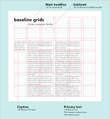 Creating A Newspaper Template Layout Design Types Of Grids For Creating Professional