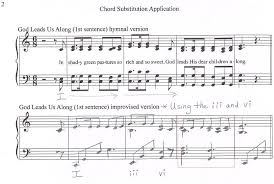 The Church Pianist Chord Substitution