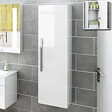 white bathroom wall cabinets. ibathuk 1200 mm tall white bathroom furniture wall hung modern cupboard cabinet storage unit mf822 cabinets h