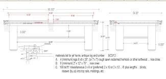 drawing furniture plans. Billiard Table Cad Drawing Furnitureplans Furniture Plans A