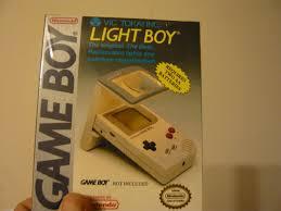 Game Boy Light Nintendo Game Boy Light Boy