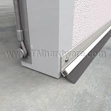 garage door gasketHigh Quality Door Bottom Sweep with 375 Angled Nylon or Soft
