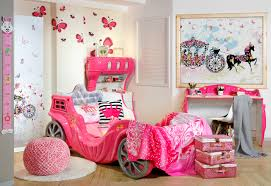 Princess Bedroom Furniture Idea With a Princess Carriage Bed by Habios