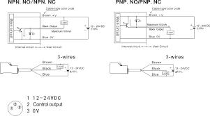 universal f3n series proximity sensors proximity sensors sensors f3n proximity sensor wiring diagram 01