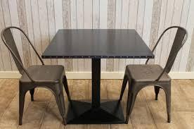 industrial restaurant furniture. Industrial Restaurant Tables Handmade To Order Vintage Style Steel With Metal For Restaurants Plan Furniture Y
