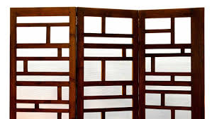 High Quality Wooden Divider Screen