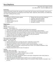 Resume Restaurant Cashier Duties And Responsibilities Resume Www