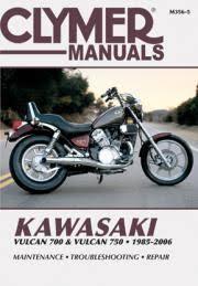 kawasaki motorcycle manuals diy repair manuals clymer kawasaki vulcan 700 vulcan 750 motorcycle 1985 2006 service repair manual