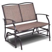 outside glider chair. Brilliant Glider Product Image Gymax Patio Loveseat Glider Rocking Bench Double Chair With  Arm Backyard Outdoor On Outside D