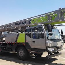 China Crane Truck Zoomlion 50 Ton 4 Axles 5 Boom 11 4