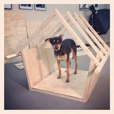adorable ana white dog house crooked diy projects