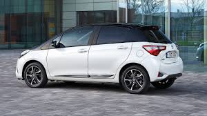 2017 Toyota Yaris - interior Exterior and Drive - YouTube