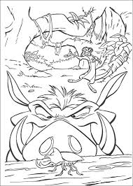 Small Picture The Lion King Coloring Pages The Lion King Pinterest Lions