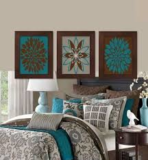 Brown And Turquoise Bedroom Ideas 3