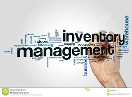 Word Inventory Inventory Management Word Cloud Stock Image Image Of Goods