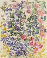 Charlotte Morton - 'Spring Flowers', Carmel Art Association For Sale at  1stDibs