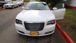 chrysler 300 2014 white. 2014 chrysler 300 s hemi 57l v8 white eh221850 seattle bellevue