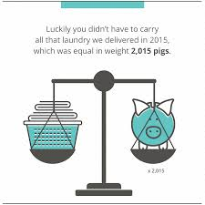 2 015 kegs of soup and other awesome year end stats the 2015 year end review laundry pig 1