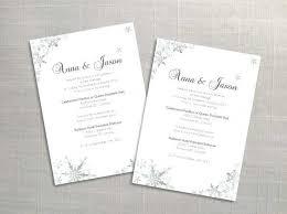 Wedding Invitation Templates Downloads Download Wedding Invitation Template Word Naomijorge Co