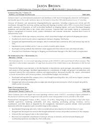 Shipping And Receiving Resume Examples Resume Shipping Manager Sugarflesh 51