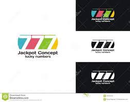 777 Logo Design 777 Logo Stock Vector Illustration Of Chip Vector Seven