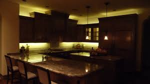 Under Kitchen Counter Lighting Over Cabinet Led Lighting Led Over Cabinet Lighting