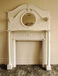 large ornate edwardian wooden fire surround this is a beautifully ornate wooden fireplace surround with