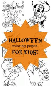 Cute Halloween Coloring Pages For Kids 24 Free Printable Halloween Coloring Pages For Kids Print
