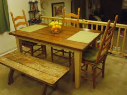 Pier One Kitchen Table Practically Perfect Old Bench Love