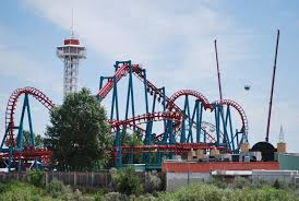 amusement and water park in denver