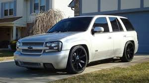Chevrolet TrailBlazer Tuning - YouTube