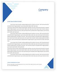 Header Template Word Real Estate Letterhead Templates In Microsoft Word Adobe