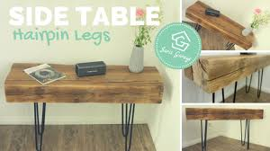 ᐅ Hairpin Legs Tisch Selber Bauen Kaufen Diy Anleitungen Shop