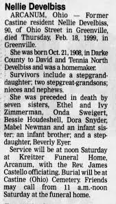 nellie zimmerman obit - Newspapers.com