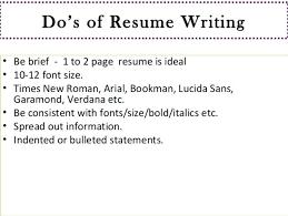 Recommended Font For Resume Smallest Best Font For Professional Impressive Best Font For Resume 2017