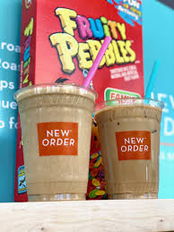 The best part about bigby is that you can order any drink on the menu hot. New Order Coffee Newordercoffee Twitter
