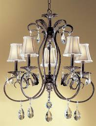 manilla ii 5 light chandelier in english bronze finish