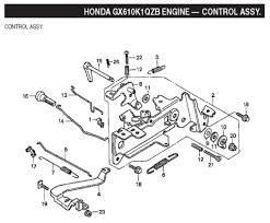 Wiring diagram honda gx 13