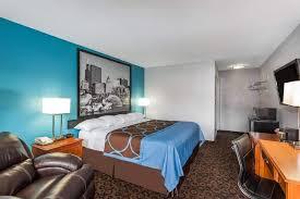 super 8 by wyndham belleville st louis area belleville standard room 1