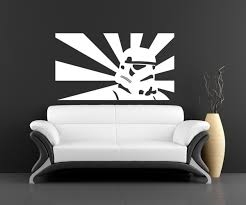 star wars wall decals uk in calmly personalized long ago