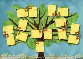 How To Make A Genealogical Tree Make The Family Tree An Important Part Of Your Celebration
