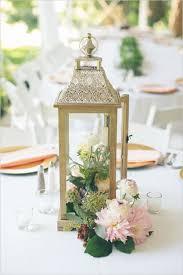 floral lantern wedding centerpieces - Deer Pearl Flowers
