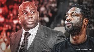 NBA news: Dwyane Wade admits 'shock' when Magic Johnson mentioned him  during resignation