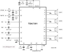 quad car amp wiring diagram quad auto wiring diagram schematic car audio amplifier circuit diagram jodebal com on quad car amp wiring diagram